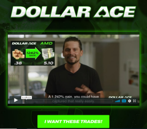 Kyle Dennis Dollar Ace Options TRading past performance