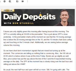 Daily Deposits is a scam