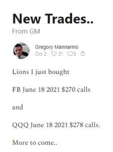 Gregory Mannarino reviewed