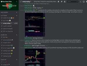 Pure Power Picks Trading Room